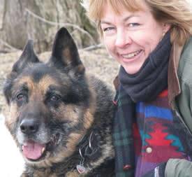 Dr. Carolyn Dalgity and Crusader